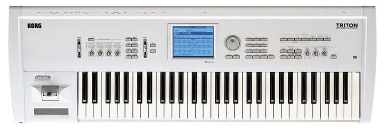 Korg TRITON Classic 61 Keys with Two Expansion Modules