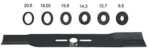 Universal Rasenmähermesser Rasenmäher Messer Ersatzmesser 46 cm