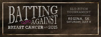 5th Annual Batting Against Breast Cancer slo-pitch tournament