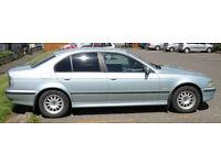 BMW E39 2.5TDS SE for Sale or Exchange for smaller car