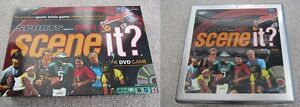 """Scene It?"" DVD Board Game - Sports Edtn. Regular or Collect Tin"