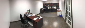 Office Space for Rent with or without Shop