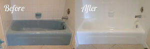 Bathtub Reglazing / Refinishing Kitchener / Waterloo Kitchener Area image 2
