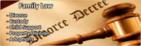 Lawyers - Family, Separation agreements, Mediation, Child access