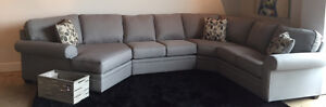 SALE - Curved Berkley Sectional