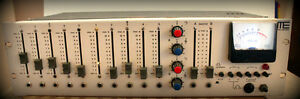 Vintage Millbank pro mixer for broadcast