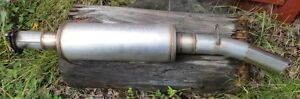 "2.75"" Magnaflow low restriction muffler"