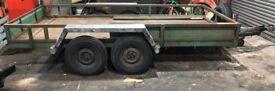 Car transporter trailer 2600kg heavy duty twin axle
