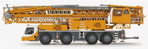 Conrad 2106-21 JOS BLOM - LIEBHERR MK88 Mobile Construction Crane 1/50 MIB
