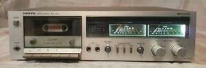VINTAGE ONKYO STEREO CASSETTE DECK/MADE IN JAPAN Dandenong North Greater Dandenong Preview