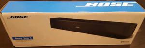 Bose Solo 5 soundbar BRAND NEW COND.