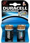 Duracell Ultra Power C batterijen (2)
