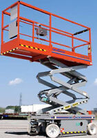 3219 RECON USED SKYJACK WORK PLATFORM  MAN LIFT  SCISSOR LIFT
