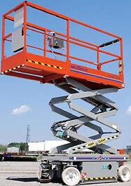 SKYJACK 3219 RENT/LEASE WORK PLATFORM  MAN LIFT  SCISSOR LIFT Oakville / Halton Region Toronto (GTA) image 1