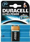 Duracell Ultra Power 9V batterij