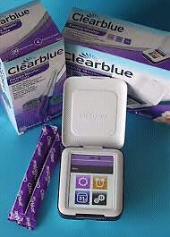 Clearblue advanced fertility monitor Peterborough Peterborough Area image 1