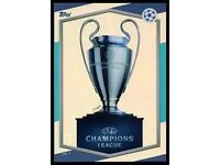 Champions League Match Attax Cards 2016-2017