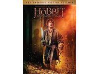 The Hobbit - the Desolation of Smaug DVD