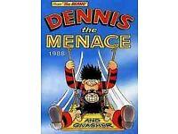 Beano Dennis The Menace Annual 1988