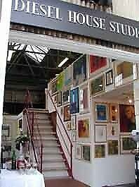 Artist Studio Space - BRENTFORD-CHISWICK BORDERS - £83pw