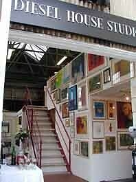 Artist Studio For Rent - West London - Chiswick - Kew - Brentford Borders