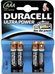 Duracell Ultra Power AAA batterijen (4)