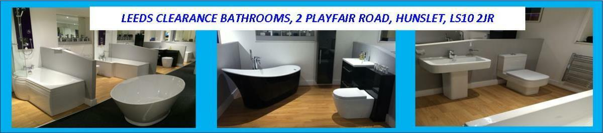 Items in leeds clearance bathrooms shop on ebay for Bathroom design leeds