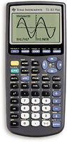TEXAS INSTRUMENTS  T1 83 PLUS + GRAPHING CALCULATOR