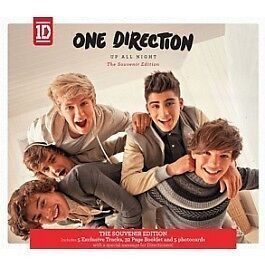 ONE DIRECTION Up All Night (The Souvenir Edition) CD NEW
