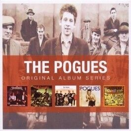 POGUES-THE-ORIGINAL-ALBUM-SERIES-NEW-5-CD-PACK