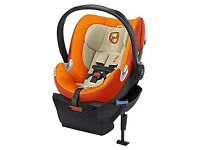 Cybex car seat and isofix