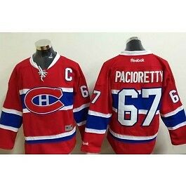 #67 max MONTREAL CANADIENS JERSEY CHANDAIL HABS $60