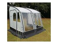 Sunncamp Strand 270 Plus Awning for caravan with separate attachable Porch Entry
