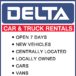 Delta Car & Truck Rentals - Cars from $29/day - Call ********3488 Richmond Yarra Area Preview