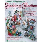 Christmas Cross Stitch Books