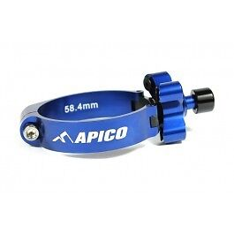 YAMAHA  YZ250   YZ 250  2004-2014   APICO LAUNCH CONTROL HOLESHOT DEVICE BLUE