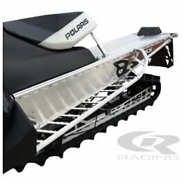 CR Racing Running Boards Pro Axys Skidoo M8 Viper