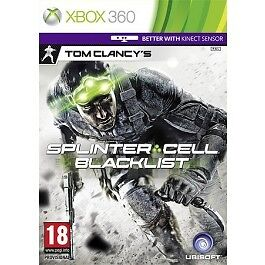 Tom Clancy's Splinter Cell Blacklist (Xbox 360)  BRAND NEW AND SEALED