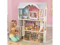 Kidkraft Kaylee Dolls House - Brand New