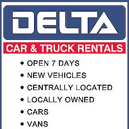 Delta Car and Truck Rentals