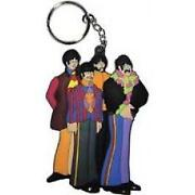 Beatles Keychain