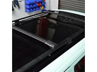 VW T4 roof bars and cross bars Vee Dub