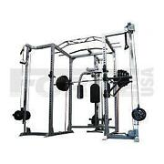Cable Crossover Gym