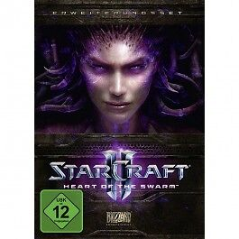 Starcraft 2 - Heart of the Swarm Key HotS SC2 Addon PC MAC Battlenet Code cd key