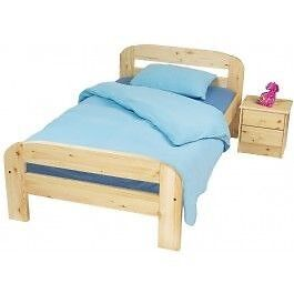 Wooden Twin Bed