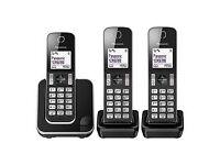 House Telephone cordless Panasonic RRP £90+