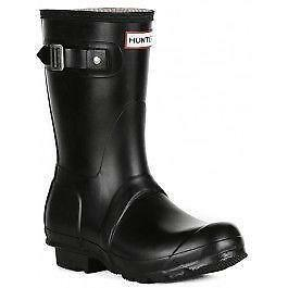 Brand new UK hunter raining fashion boots royal delicacy state