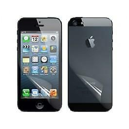 Screenprotectors Clear voor iPhone 5