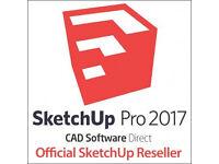 Sketchup Pro 2017 / 2016 Full Installation / Microsoft Project 2016 / Primavera P6