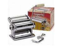 Imperia SP150 Duo-cutter pasta machine
